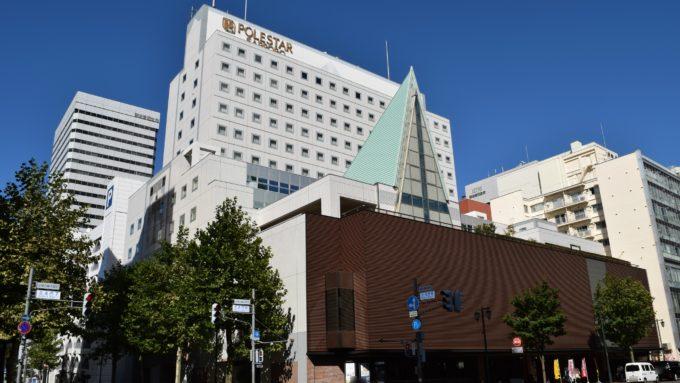 ホテルポールスター札幌Wi-Fi