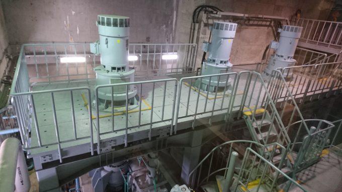 創成川水再生プラザで運転・管理