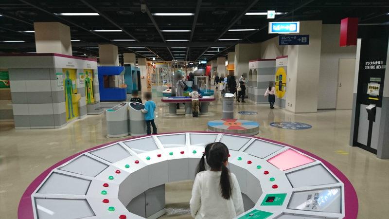 札幌市青少年科学館3階