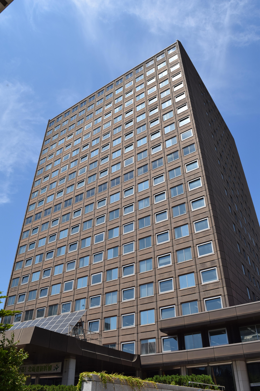 札幌市役所本庁舎展望回廊(北海道札幌市中央区)