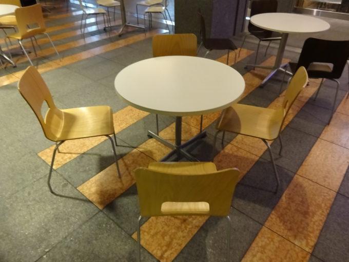 札幌駅・大通公園周辺のテーブル席・カウンター席がある無料休憩スペース一覧