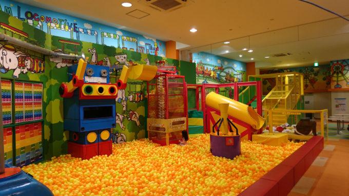 ソユーゲームフィールド札幌発寒店キッズパーク