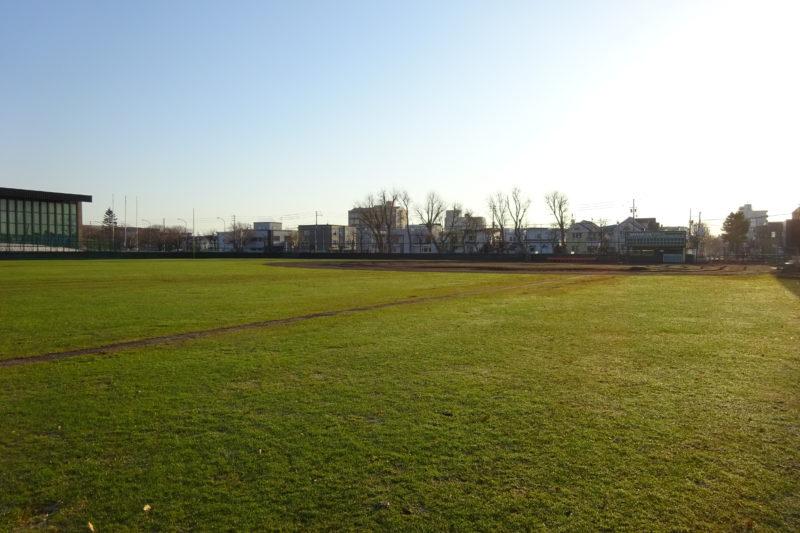 美香保公園野球場A球場