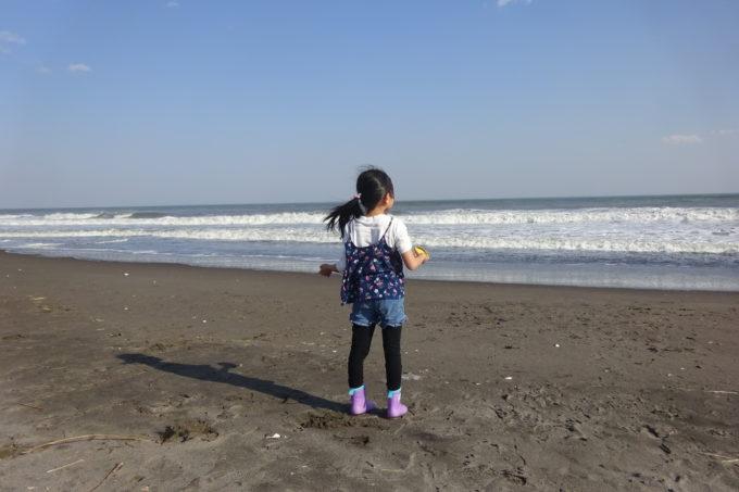 海を感じる場所