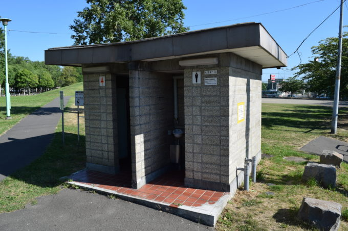 一の村公園トイレ
