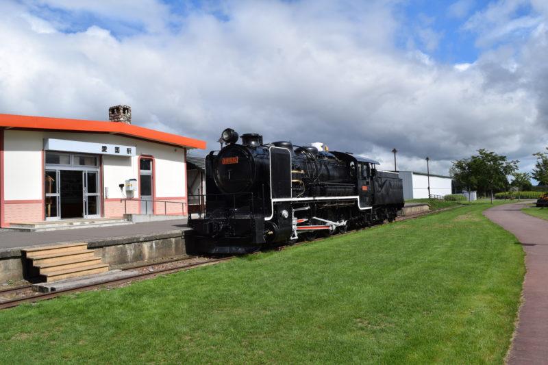 蒸気機関車9600型「19671号」