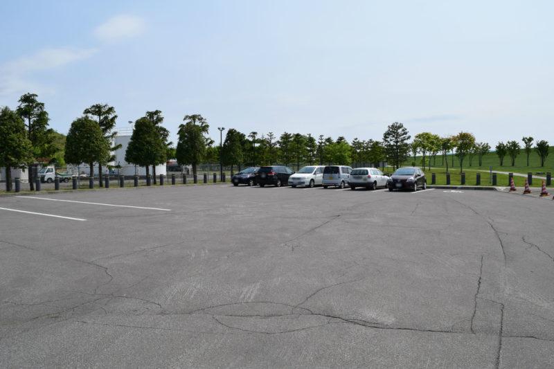 旭川空港公園グリーンポート専用駐車場