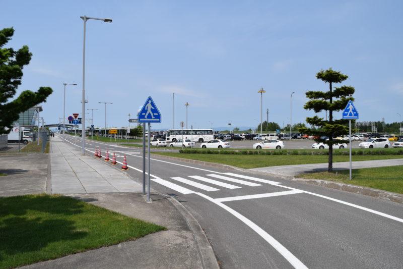 旭川空港専用駐車場