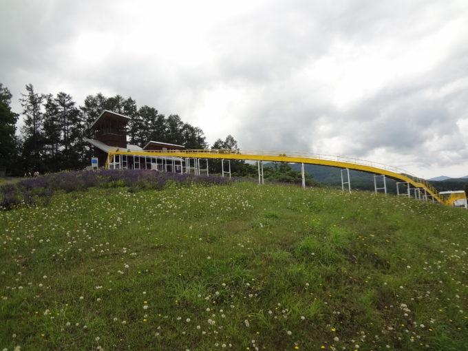 展望ジャンボ滑り台