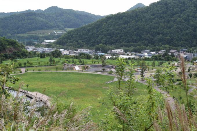 五天山公園見晴らし台