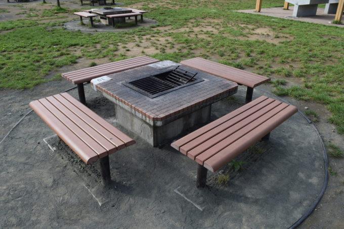 バーベキューコンロ(焼台)
