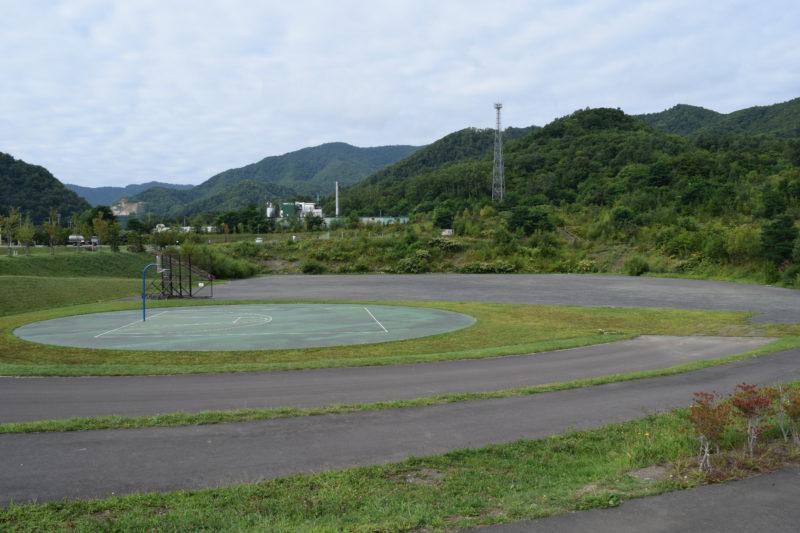 五天山公園球技広場