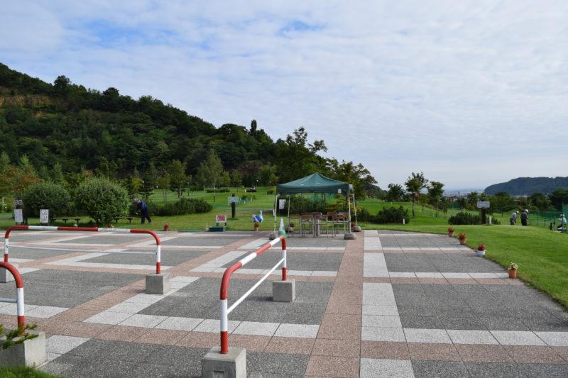 五天山公園パークゴルフ場