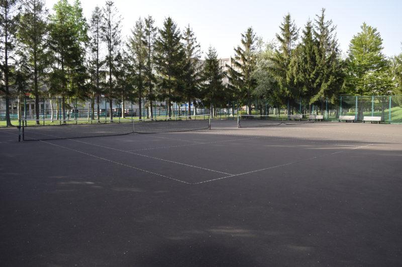 発寒西公園テニスコート