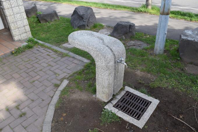 手洗い場・水飲み場
