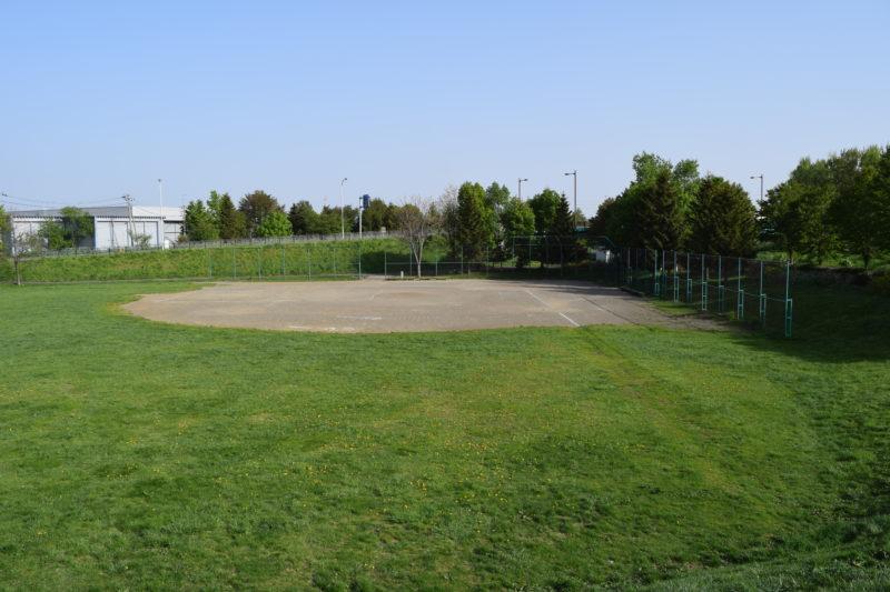少年野球場