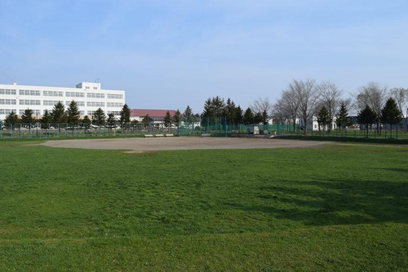 東苗穂北公園野球場