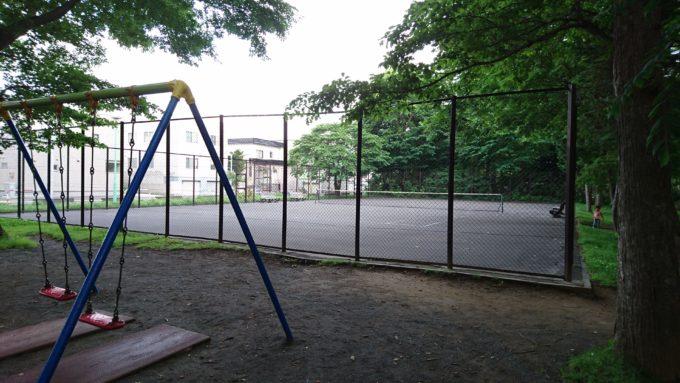 ひのまる公園テニスコート