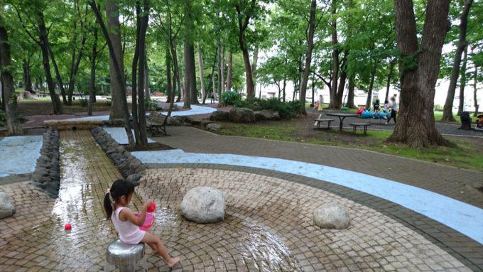 ひのまる公園遊水路