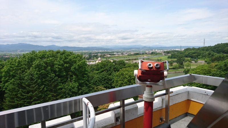 観光望遠鏡