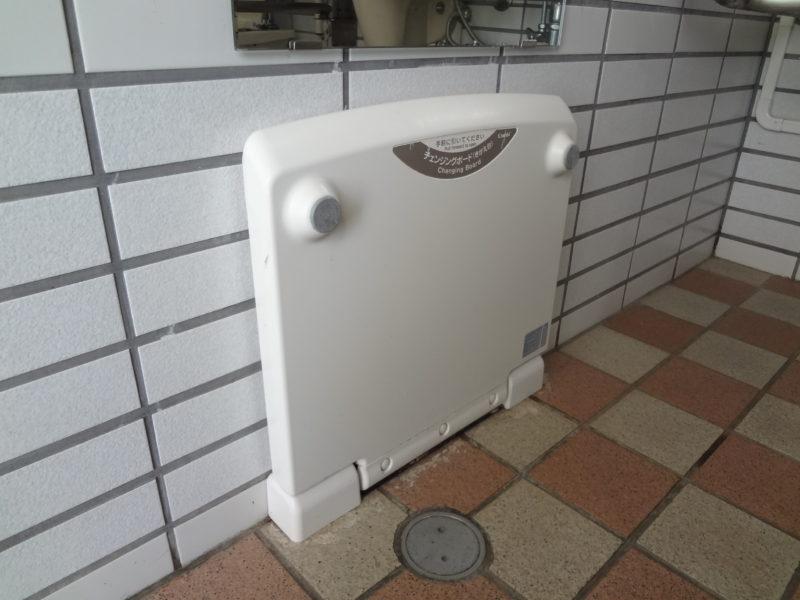チェンジングボード(着替え台)
