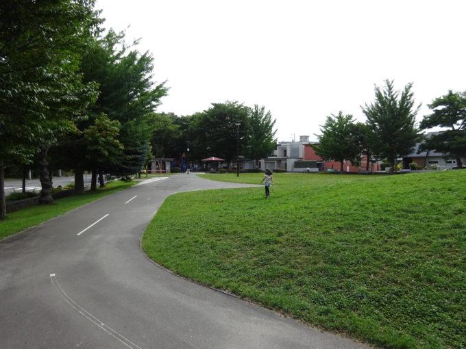 幌西自転車公園自転車専用コース