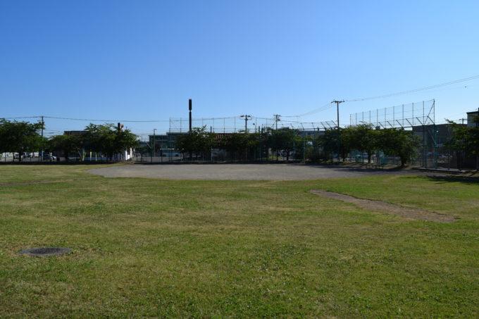 一の村公園野球場