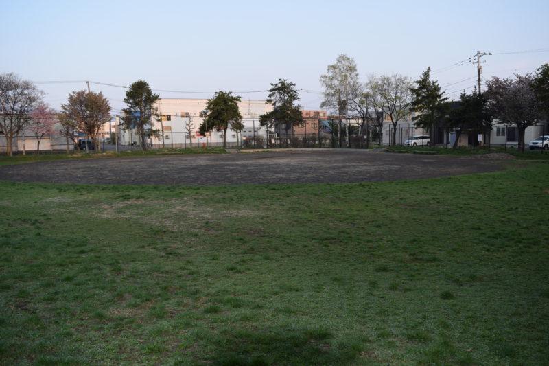 北40条東公園野球場