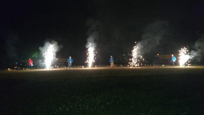 北園公園花火大会