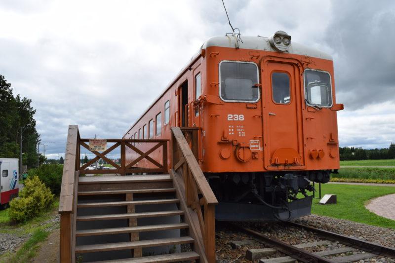 幸福駅キハ22形キハ22 238