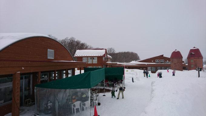 雪まつりエリア