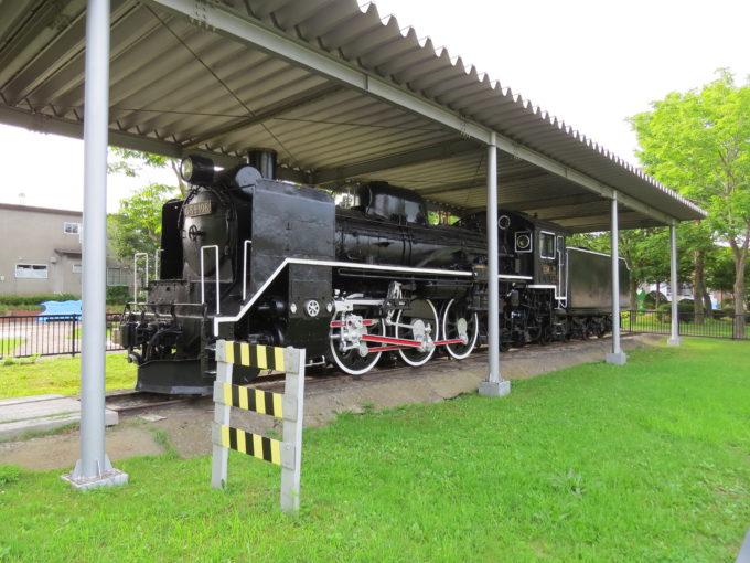 蒸気機関車シゴハチ(C58)