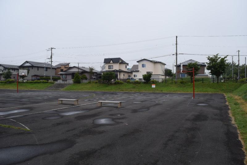 釧路昭和中央公園バスケットコート