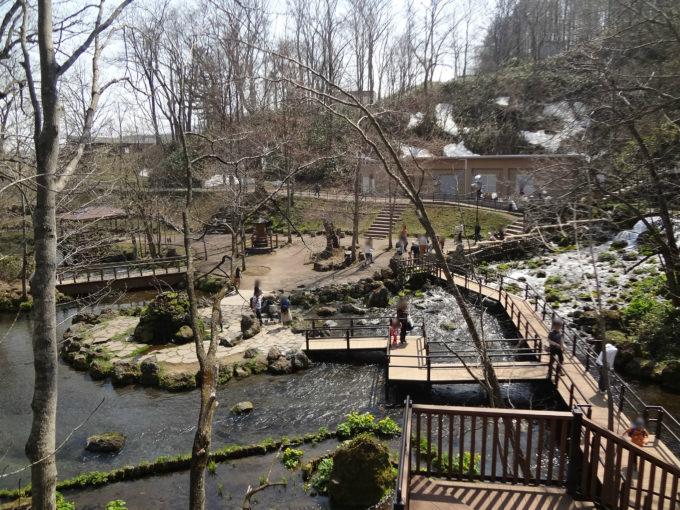 ふきだし公園(北海道京極町川西)