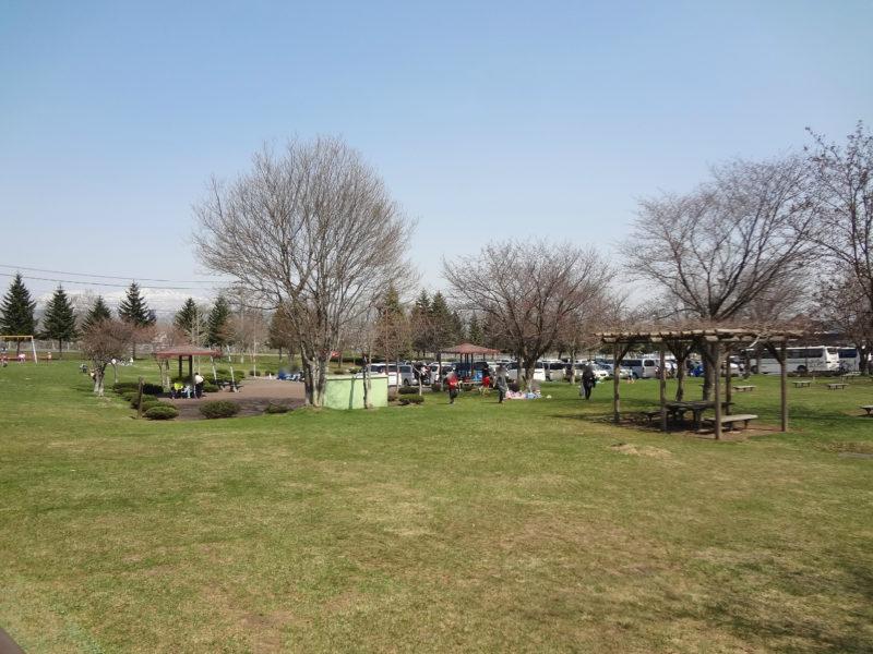 ふきだし公園遊具広場