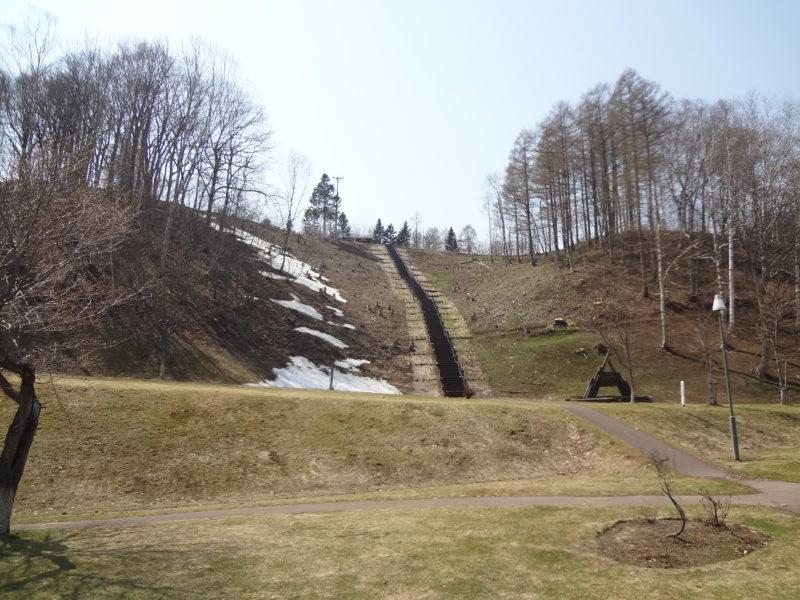 京極ふきだし公園展望台