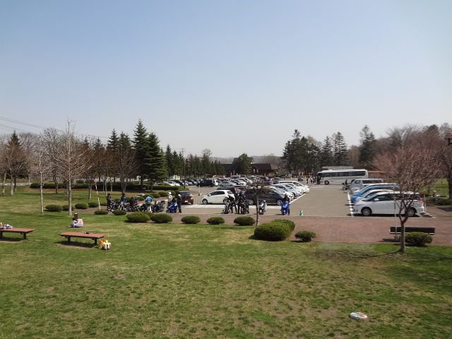 ふきだし公園駐車場