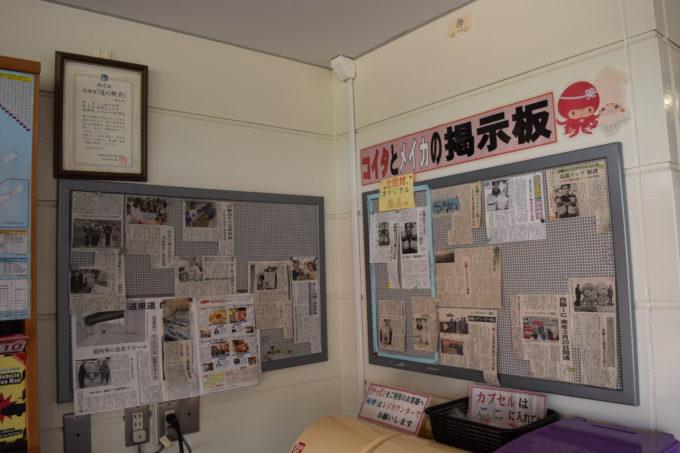 コタイとメイカの掲示板と情報インフォメーション