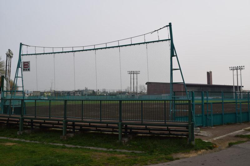 美香保公園野球場