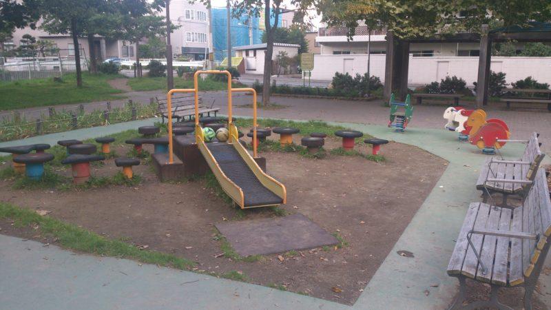 小さい子供用のスペース