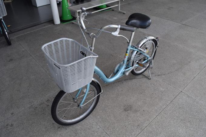 大人用普通自転車(20インチ)
