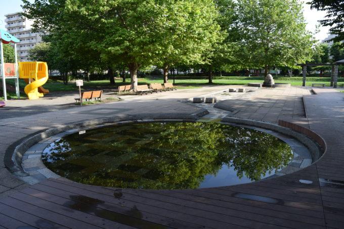 苗穂グリーン公園遊水路