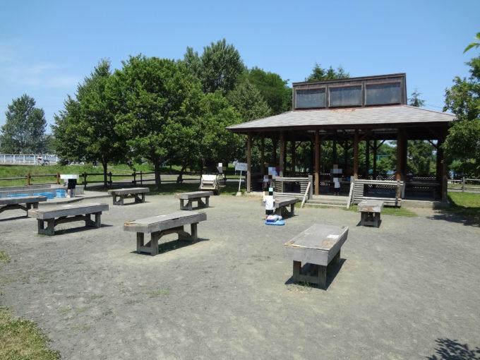 農試公園作業場