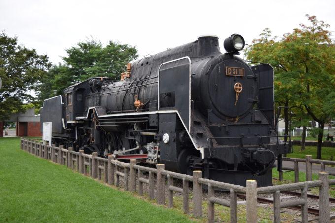 機関車「D5111」