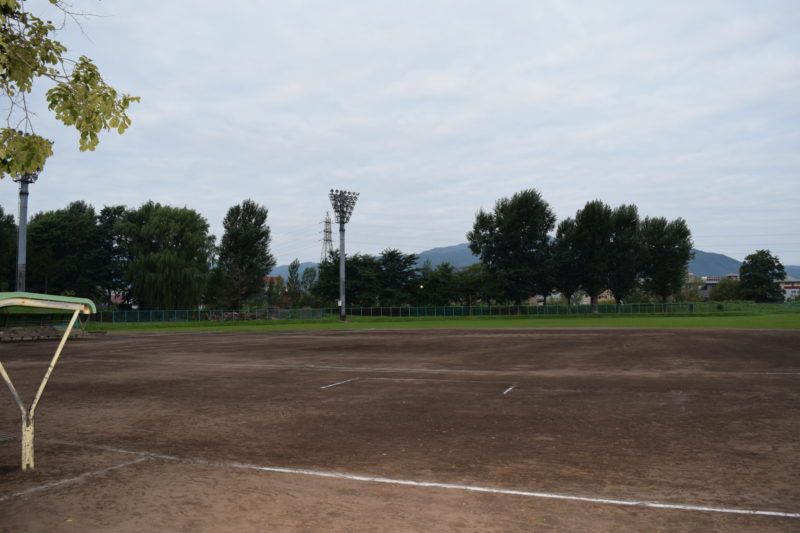 農試公園野球場
