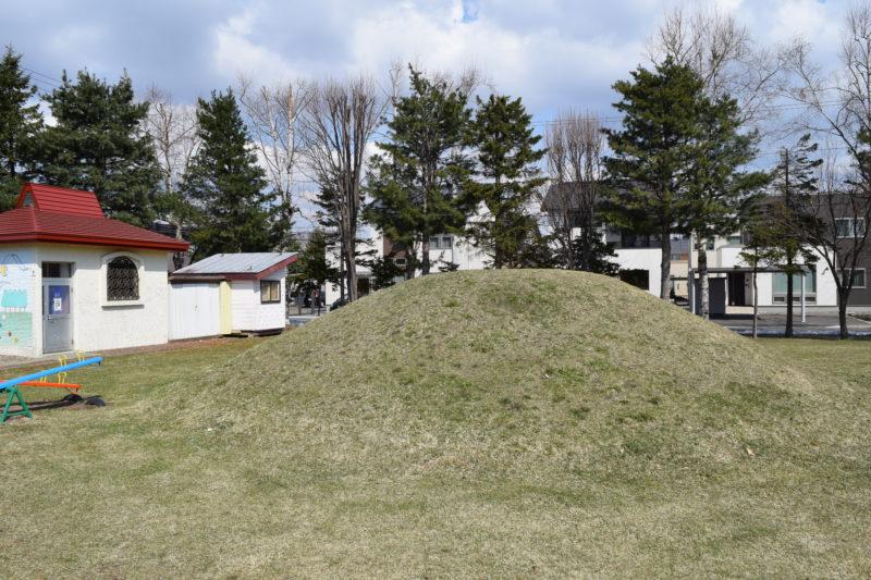築山小(スキー山)