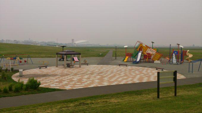 丘珠空港緑地みなみかぜ広場