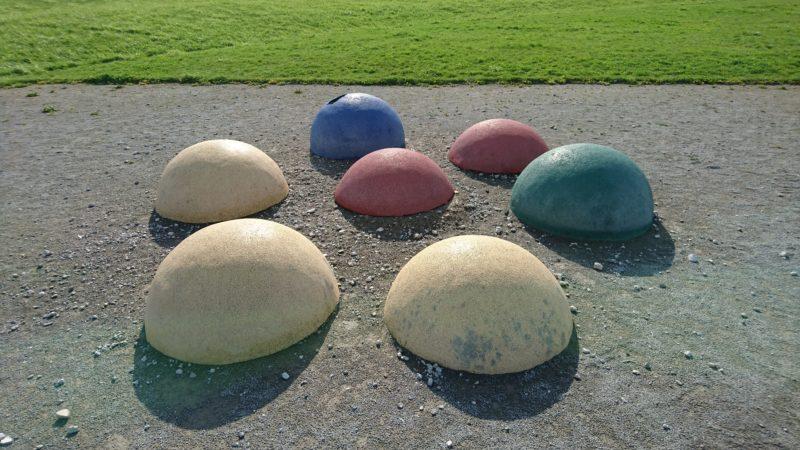 小型のふわふわドーム