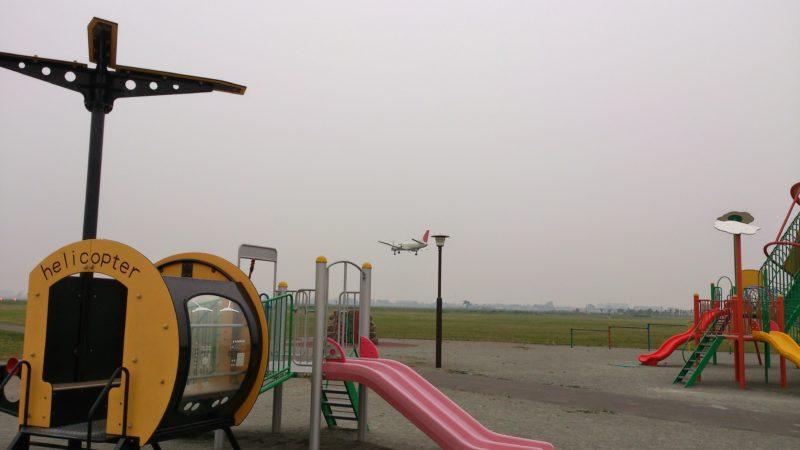HACの飛行機