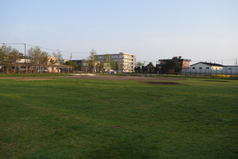丘珠公園野球場